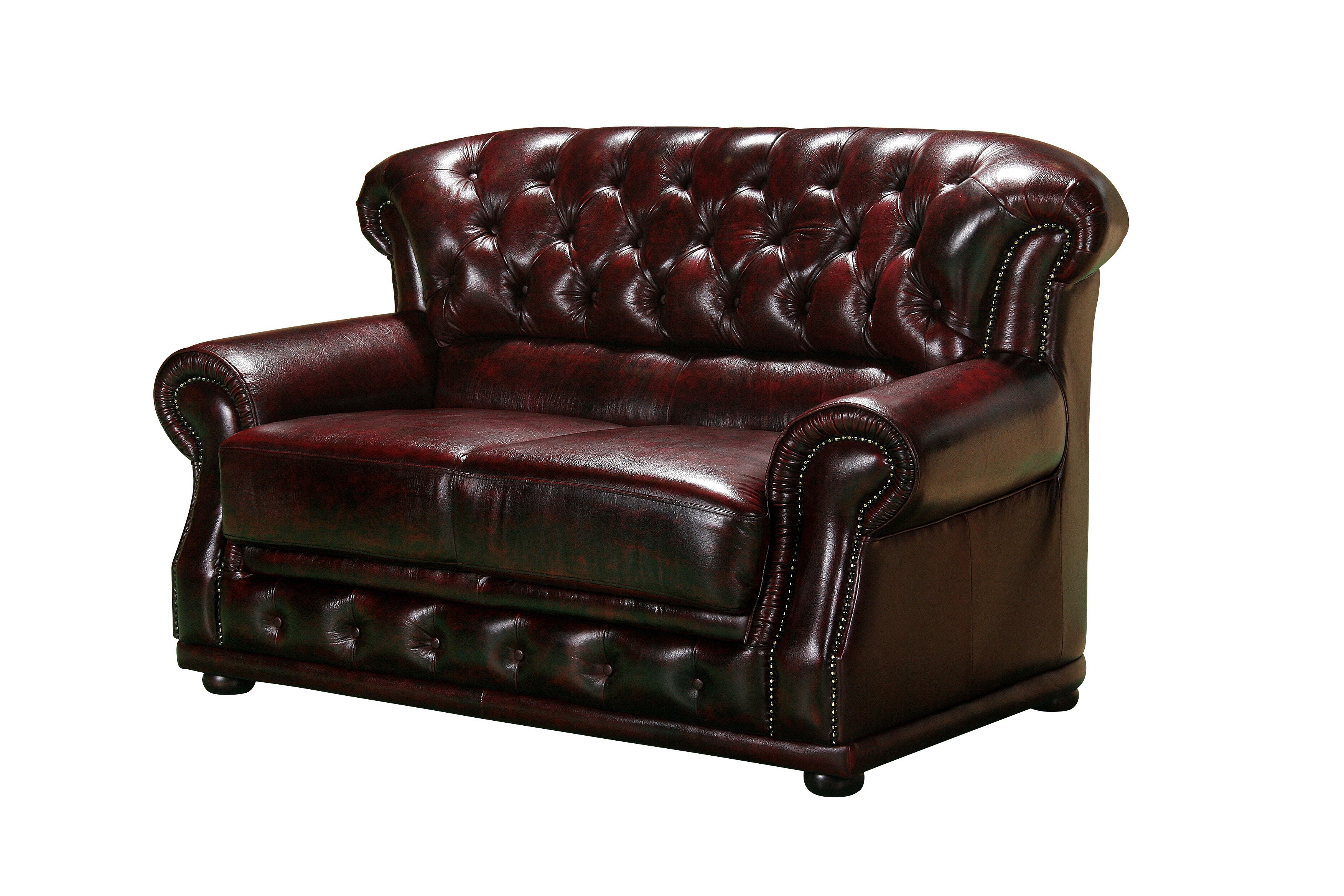 Carolina Classic High Back Chesterfield Lounge