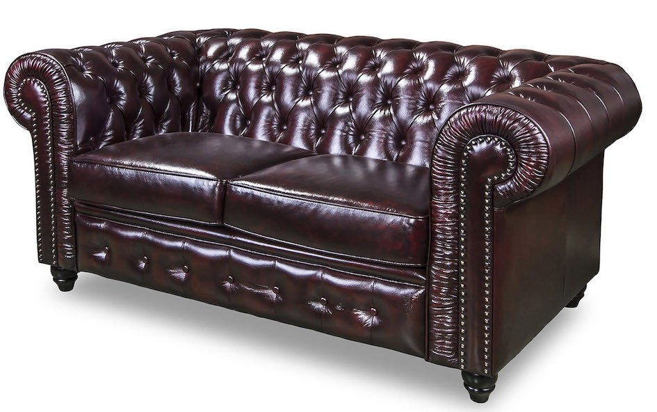 Charles 2 Seater Chesterfield Sofa