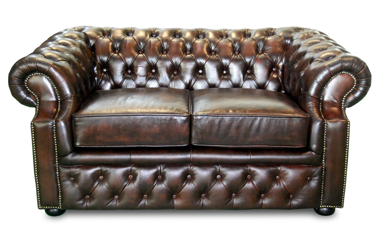 Charlston Classic Low Back Chesterfield Lounge