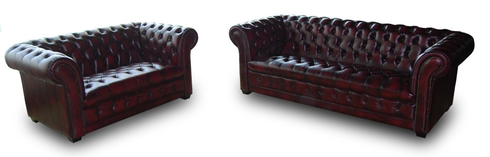 Manchester Classic Chesterfield Sofas