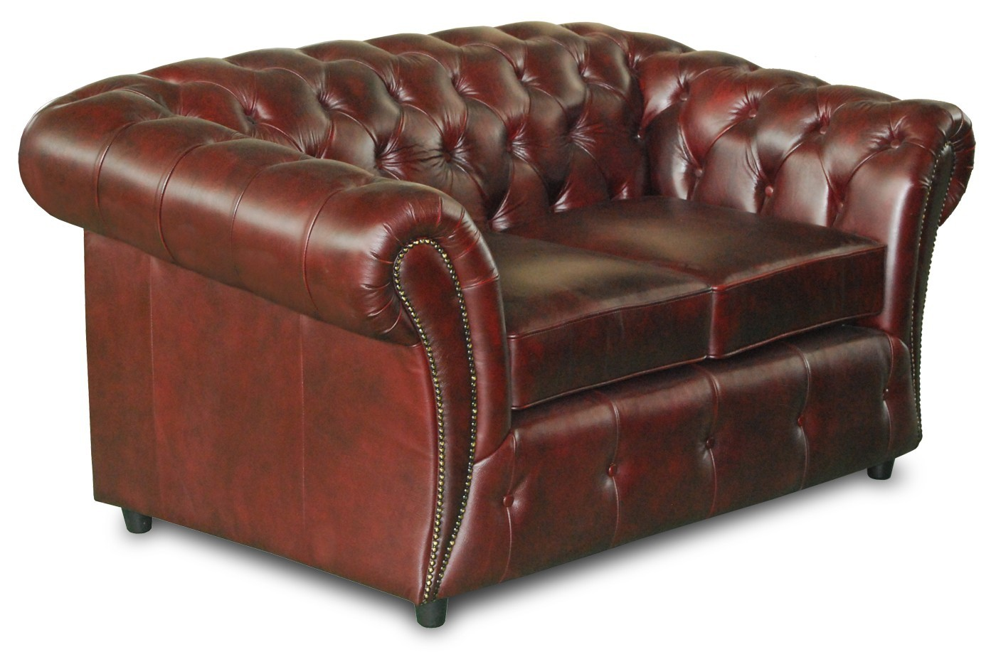 Oxford Classic Chesterfield Sofa Leather Lounge