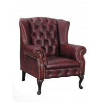 Buckingham Leather Chesterfield