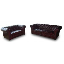 Manchester Chesterield Lounge in 3 sater and 2 seater