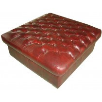 Manchester Chesterfield Foot Stool