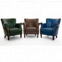 Taylor chesterfield armchair variants